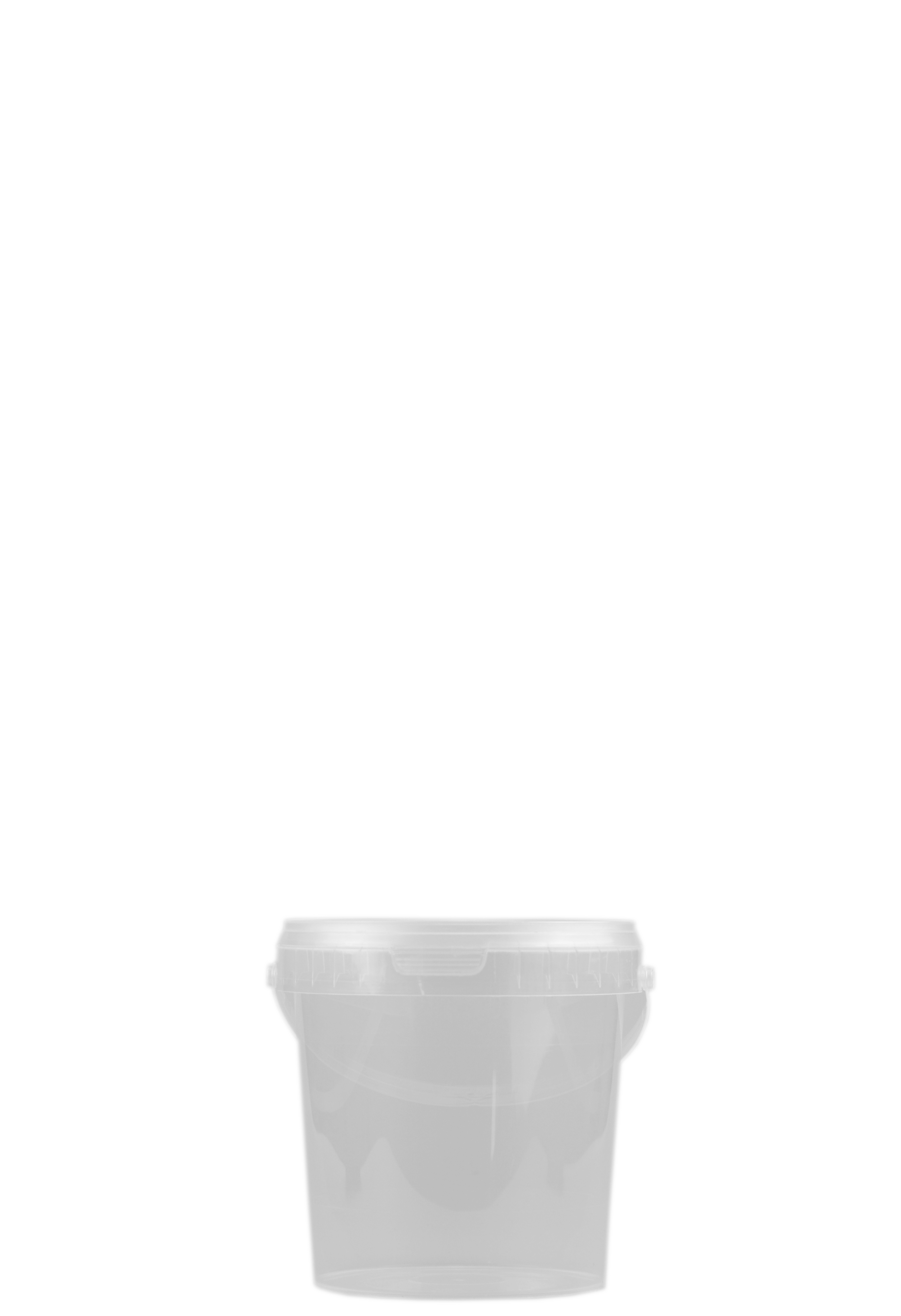 1.2 liter bucket